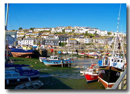 Beautiful Mevagissey & the surrounding area... Click to Download...