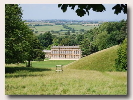 Spectacular late 17th-century mansion, garden and deer park...Click to Download...