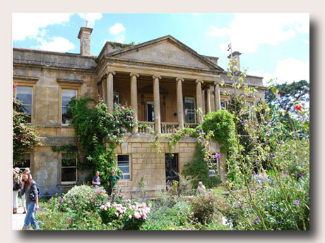 Kiftsgate Court is here in Gloucestershire, three generations of Lady Gardeners... Click to Download...