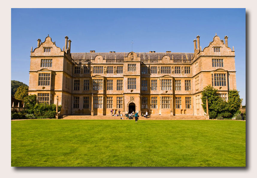 Montacute House is in Somerset and is a Renaissance manor house filled with historic treasures...Click to Download...
