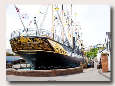 Isambard Kingdom Brunel, historic ship, what a grand old lady ...Click to Download...