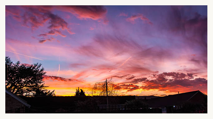 Cotswold magical sunrise and sunsets... Click to view....
