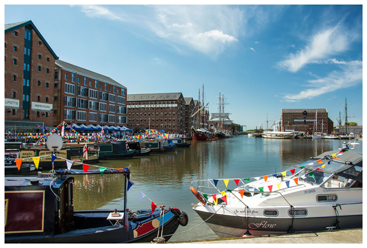 Tall Ships Festival at Gloucester Docks May 2015...